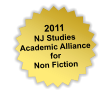 2011 NJ Studies Academic Alliance for Non Fiction