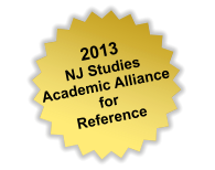 2013 NJ Studies Academic Alliance for Reference